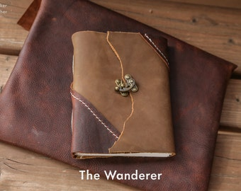 "The ""Wanderer"" Leather Journal 