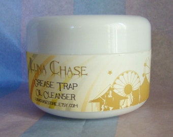 Handmade Grease Trap Oil Cleanser for the Face