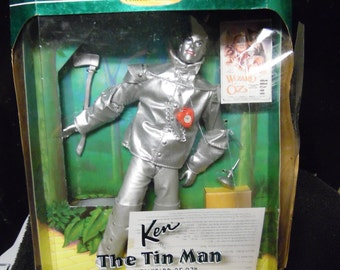 Reserved Mattel Ken as Tin Man from Wizard of Oz doll