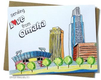 Omaha Nebraska, Omaha Card