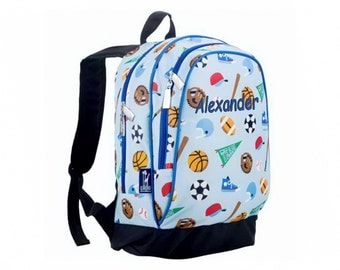 Personalized Classic All Sports Backpack