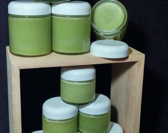 Hemp Salve - All Organic Ingredients