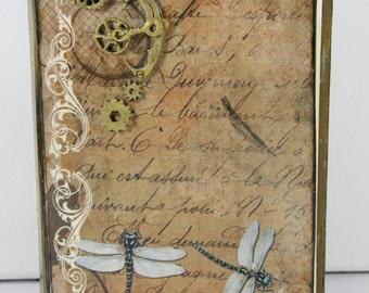 Gioielli etsy it - Porta orecchini a libro ...