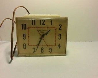 1950's General Electric Wall Clock