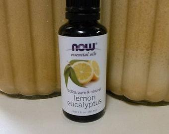 100% pure essential oil Lemon Eucalyptus