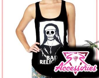 Bad Religion Womens Tank Top/Tshirt