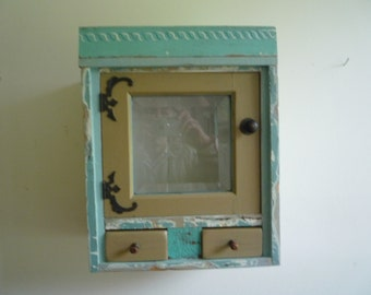 charming hanging cabinet