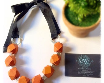 Wooden Necklace 5