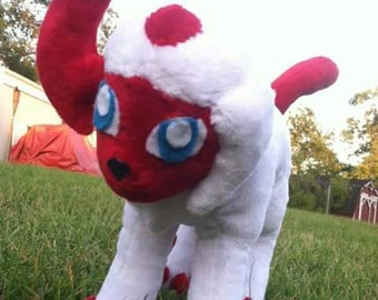 Shiny Absol Plush