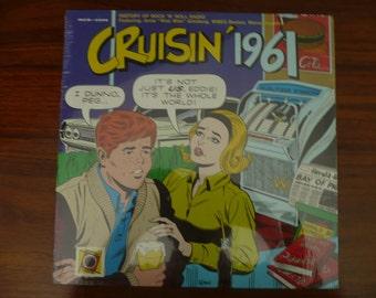 Cruisin' 1961 LP Album  33 1/3