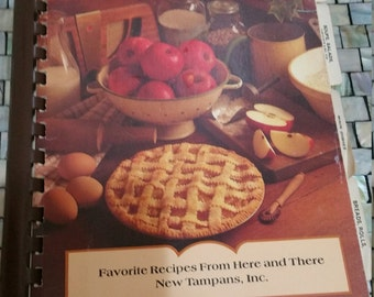 Home Cookin' Favorite Recipes From Here and There 1990