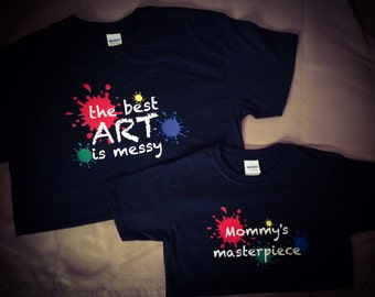 Mommy & Me T-Shirts