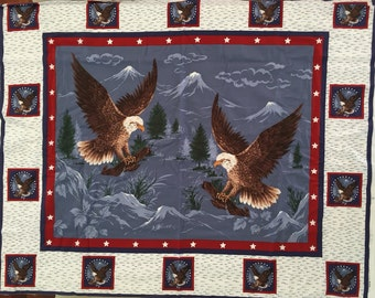 American Eagle Wall Hanging