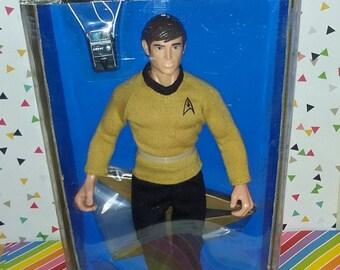 "Vintage 1997 9"" Playmates Star Trek Chekov Collector Series Figure"