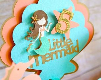 Mermaid Package; Complete Set; Mermaid Party Decor