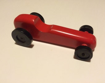 Early Grand Prix Racer