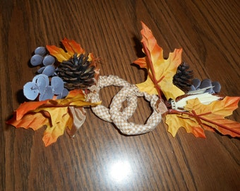 Fall Napkin Rings