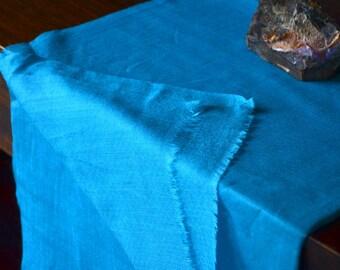 100% Pure Pashmina/Cashmere Scarf - Turquoise