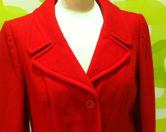 1970 vintage coat, coat, made in italy