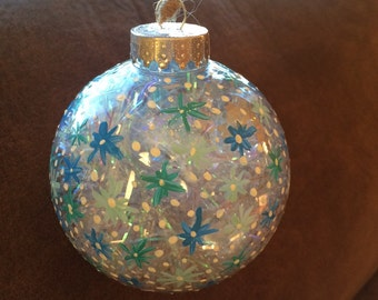 Christmas Ornament-handpainted
