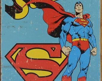 vintage superman etsy