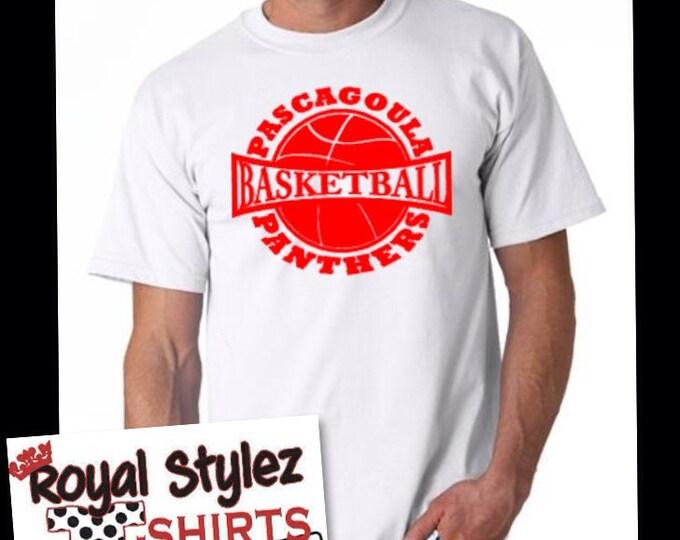 Basketball club tee 2