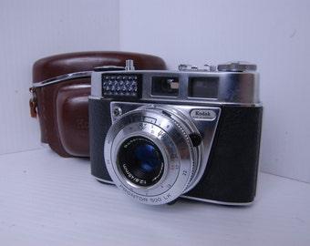 Vintage Kodak Retinette 1b 35mm Vintage Camera Midcentury Collectable 1960s
