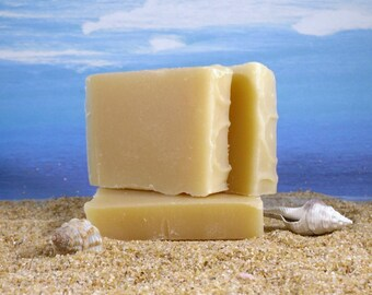 Coconut Milk Conditioning Shampoo Bar / Mini Soap, Jojoba Soap, Solid Shampoo Bar, Natural Shampoo, Essential Oil Soap, Natural Soap
