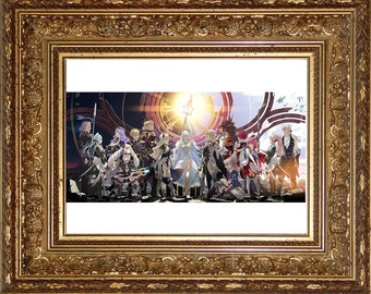 Fates Art Print (Fire Emblem)
