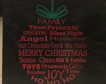 Christmas Ornament Holiday Decor