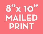 "8x10 Print - Get your printable art mailed to you from The Crown Prints! High quality 8""x10"" print shipped to your home"