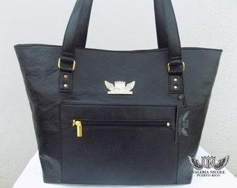 Valeria Nicole Handmade Large Tote Bag