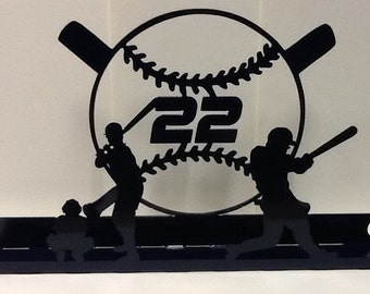 Baseball awards display