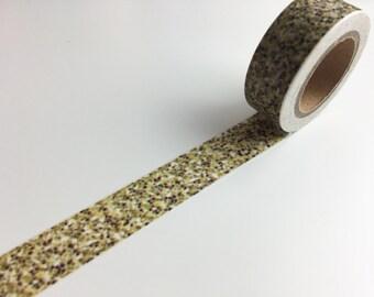 Glitter Effect Washi Tape