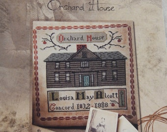 Orchard House By The Primitive Hare