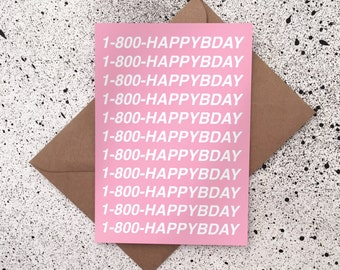 Drake Hotline-Bling Birthday Card