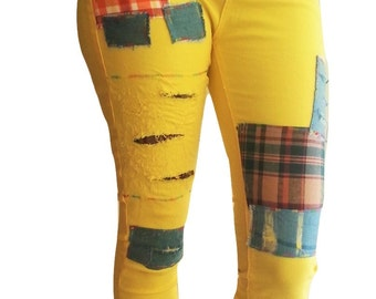 Ashina Jacobsen Cousicousa Pants,