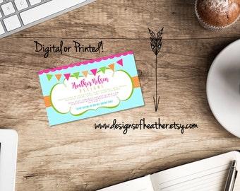 Bunting Digital Business Card