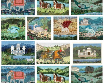 Your choice of 20 fine art greeting cards