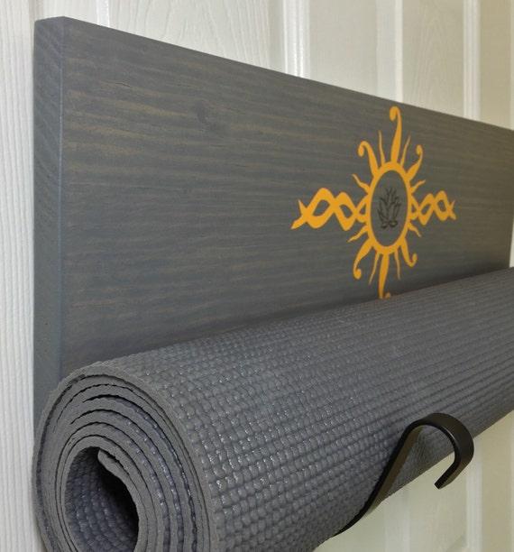 Yoga Handmade Meditation Mat Holder High Quality By YogaWares