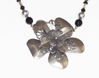 Silver Passion Necklace (286)