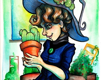 Succulent Witch