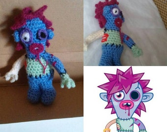 moshi monsters zommer & mr snoodles