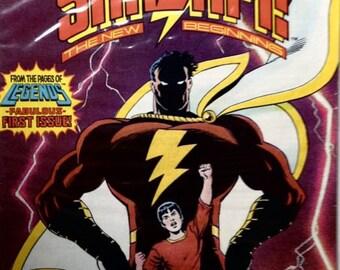 DC, SHAZAM The New Beginning, 1987, Geek, Complete mini-series.