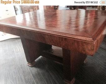 Hot Summer Sale Art Deco Table / Desk