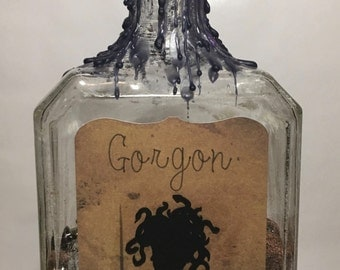 Gorgon Tears Poison Bottle