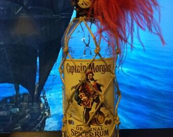 Captain Morgan Decorative Bottle