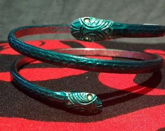 Metal Snake Bracelet