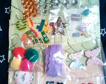 Craft Embellishment Pack