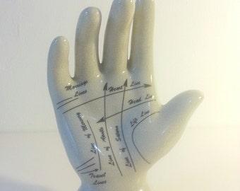 mano quiromancia / palmistry hand